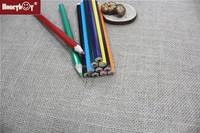 2015 alibaba promotional jumbo basswood color pencil