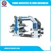 China Best Sale Small Label 4 Colour Flexo Printing Machine Price