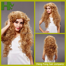 100% synthetic lace wigs high temperature fiber wigs synthetic hair wigs