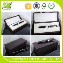 special paper cardboard pen gift packaging box