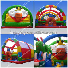 International standard inflatable children games for outdoor