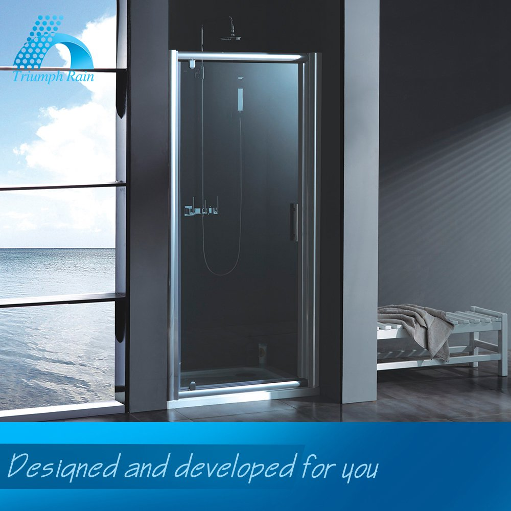 Good quality humanized design transparent rubber for for Good quality bathroom accessories
