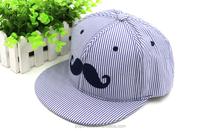 2015 the Moustache college baseball caps