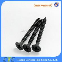35mm Best Quality Black Phosphated Philips Bugle Head Drywall Screw