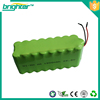 9.6v aa nimh rechargeable battery pack
