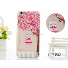 Miroos china factory design mobile phone cover for uv oil iphone 6 phone cover coat