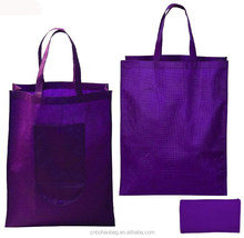 Wholesale Customized woven laminated tote bag