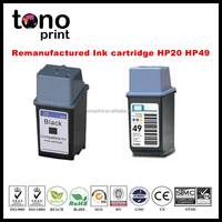 Remanufactured Ink Cartridge for HP20 HP49 Compatible for HP C6614 51649A Ink Cartridge
