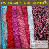 beautiful fabric for dresses fashion bandage dress fabric shaoxing textile solid dress fabrics