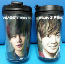 Kim Hyun Joong 2013 Fanmeeting Tumbler (Specially manufactured for the event)