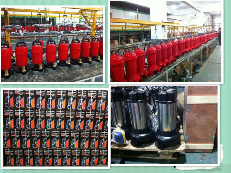 Shifeng brand electric motor surface water pump