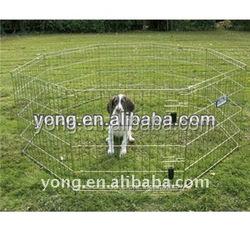 custom dog cage double