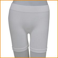 wholesale 4 color nylon women long underwear panties boyshorts type