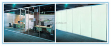 succinct sense and private pdlc glass film for bibliotheca showcase