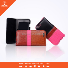 Hot Popular Style PU Leather Cell Phone Case for iPhone 6