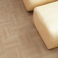PVC floor covering/ vinyl rolls for indoor usage/ natural wood looking flooring