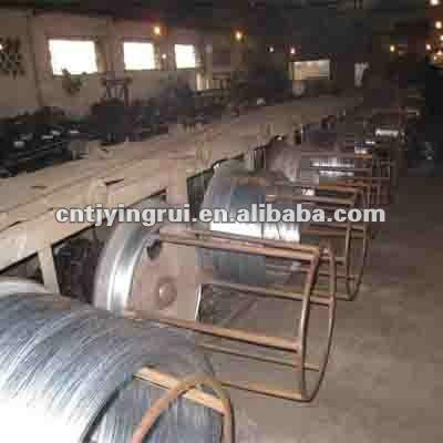 armoring 케이블을 위한 직류 전기를 통한 철강선