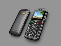 1.77inch quad band 2G for nokia big button cheap cell phones
