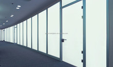 succinct sense and private pdlc glass for entertainment venue door