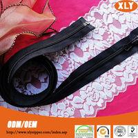 high quality open end fashion nylon zipper for wedding dress