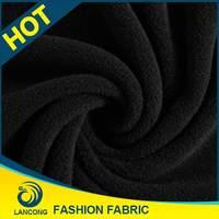 2015 New arrival Garment making use Knit polar fleece fabric waterproof breathable