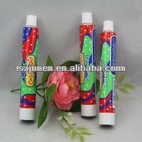 aluminum packaging food tubes for mustard cream packaging safe food tubes