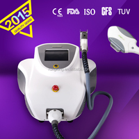 SHR IPL hair removal beauty machine /Home use IPL permanent hair removal beauty machine with replaceable lamp 120000flashes