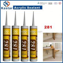 crylic acid high bond strength liquid nail sealant