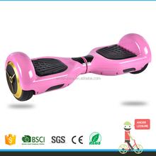 Two Wheels Self-balancing Sensor Control Vehicle SCV Electric Vehicle with Foot Sensor Self-balancing Scooter