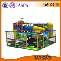Used indoor playground equipment sale for children to play at pre-schools and amusement parks