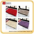 Caliente - interno de tela de Chenille alfombra / alfombra