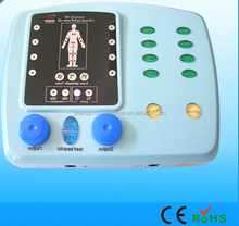 New product physical therapy russian wave electric muscle stimulator