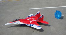 Electric Mig-29 RC Plane With LED lights