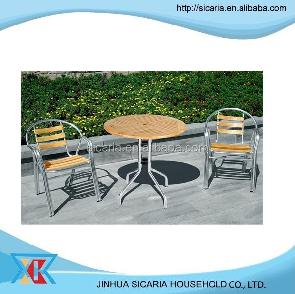 Outdoor Patio Furniture Home Goods: Good Quality Summer Patio Wooden Furniture