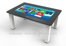 32points pc touch screen led coffee table