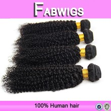 Fabwigs Alibaba express Kinky curl wholesale cheap chinese hair extensions, chinese kinky curly hair