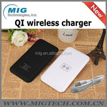 Qi Wireless charger for Samsung Galaxy, for Iphone for HTC...mobile phone Car Qi Wireless Power Pad Charger for iPhone