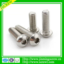 m4 screw, for building, slotted recess Lag screw price for stainless steel screw