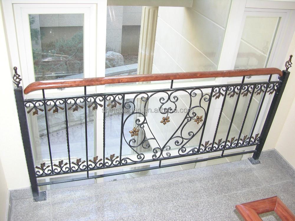 Gyd 15b021 decorativos de hierro forjado balc n suelo de - Balcones de forja antiguos ...