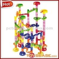 105pcs Marble run educational toys