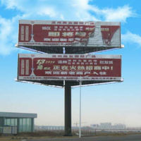 high quality outdoor banner exhibition stand