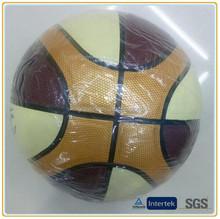 Custom size 7 good quality colorful basketball