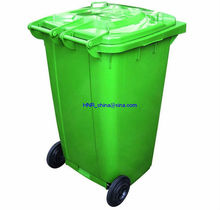 roll container of disposal system