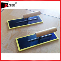 """11"""" Plastering Trowel With With sponge back"""