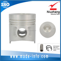 Trade assurance engine parts 4D32 engine piston kit ME018277