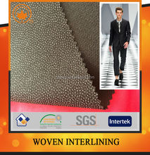 Interlining, Double Dot Woven Fusing Interlining
