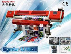 plotter printer 1.8m eco solvent dx5 head m16