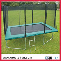 CreateFun Kids Folding Trampoline Square Bed For Sale
