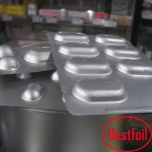 ALUMINUM FOIL SEAL WITH VC