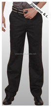2015 Hot sale high quality wholesale latest style casual black jeans pants